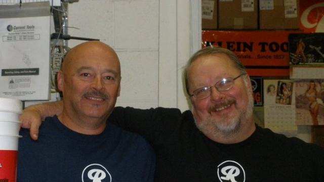 Mark Karamatic & Dennis O'Connell